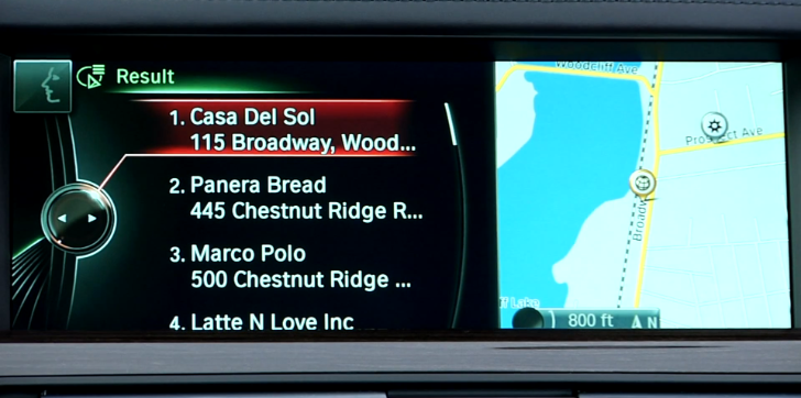 How to Search for Points of Interest Using BMW Voice Commands [Video]