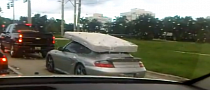 How to Turn a Porsche 911 Turbo into a Mattress Carrier [Video]