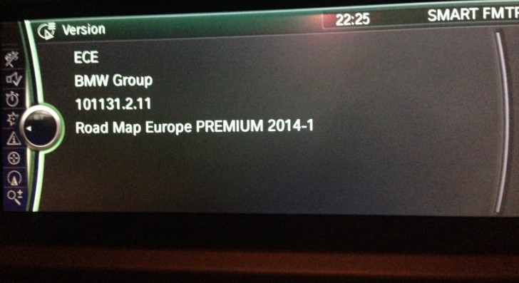 How to Upgrade the BMW Premium Navigation CIC