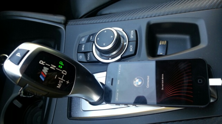 How to Use BMW's Apps [Photo Gallery]
