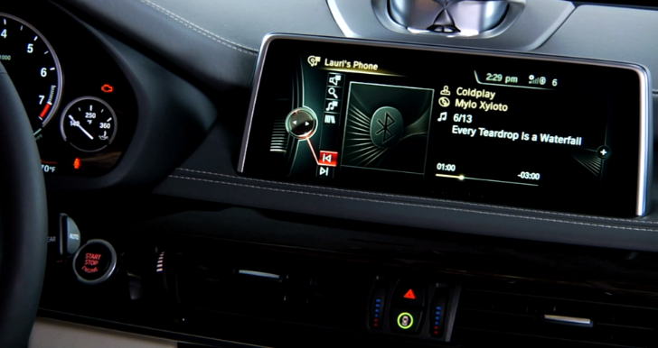 How to Use BMW's Voice Command System to Listen to your Desired Music [Video]