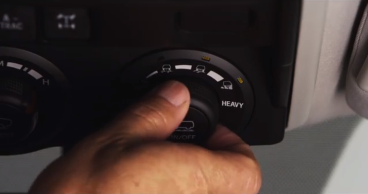 How to Use Multi-Terrain Select on 2014 Toyota 4Runner [Video]