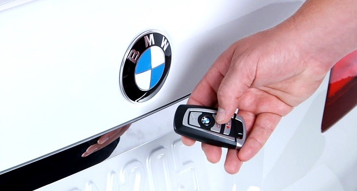 How To Turn Your BMW 7 Seriess Trunk Into A Safe