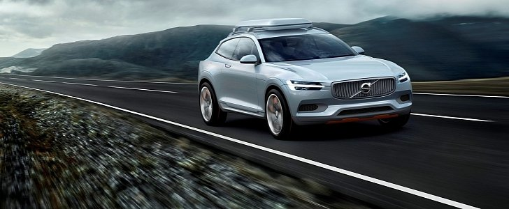 How Volvo Plans to Rival Tesla with a Flagship EV That's Coming by 2019 - autoevolution