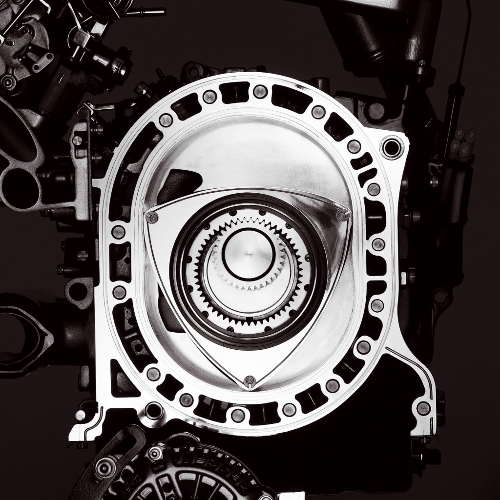 13b Engine: How Wankel's Rotary Engine Works