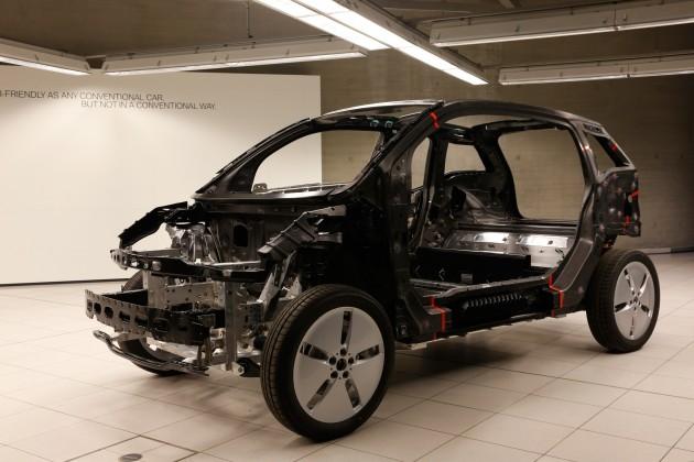 Bmw Electric Car Lies