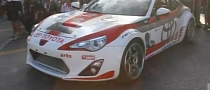 How Would You Like a Ride in a Drifting GT 86? [Video]