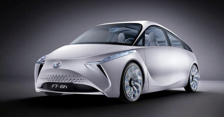 How Would You Like the Next Toyota Hybrid [Video]