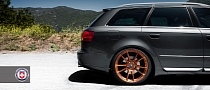 HRE Wheels Introduces Copper Finish: New Penny