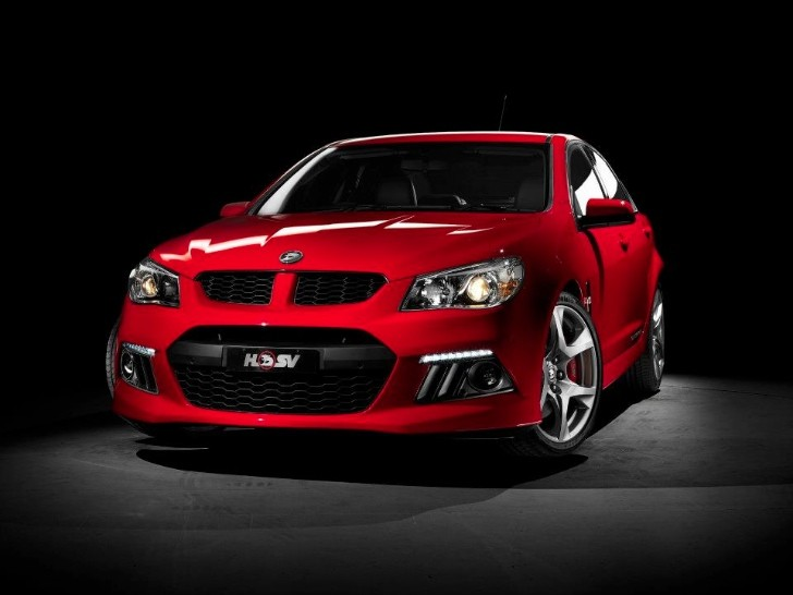 HSV Gen-F Lineup Revealed [Video][Photo Gallery]