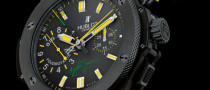 Hublot Launches Big Bang Senna Foudroyante