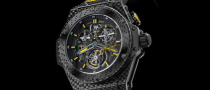 Hublot Makes Ayrton Senna Tribute Watch