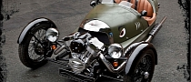 Huge Demand for Morgan Threewheeler as 480 Orders Have Been Placed