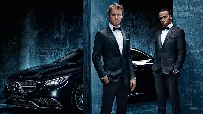Hugo Boss Becomes a Team Partner for Mercedes AMG Petronas ...