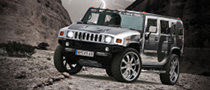 "Hummer H2 ""Blinged Out"" by CFC"