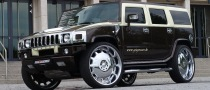 Hummer H2 Kompressor Latte Macciatto, GeigerCars' Bad Dream