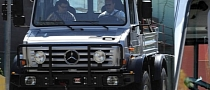 Hummer Not Big Enough for Arnold Schwarzenegger - Switches to Unimog