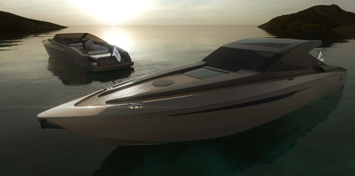 Hunton S Next Generation Speed Boat Is The Ultimate Aston Martin Of