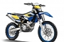 Husaberg Brings New 4-stroke Bikes for 2013 [Video][Photo Gallery]