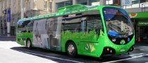 Hybrid, Electric Buses $30M JV Announced