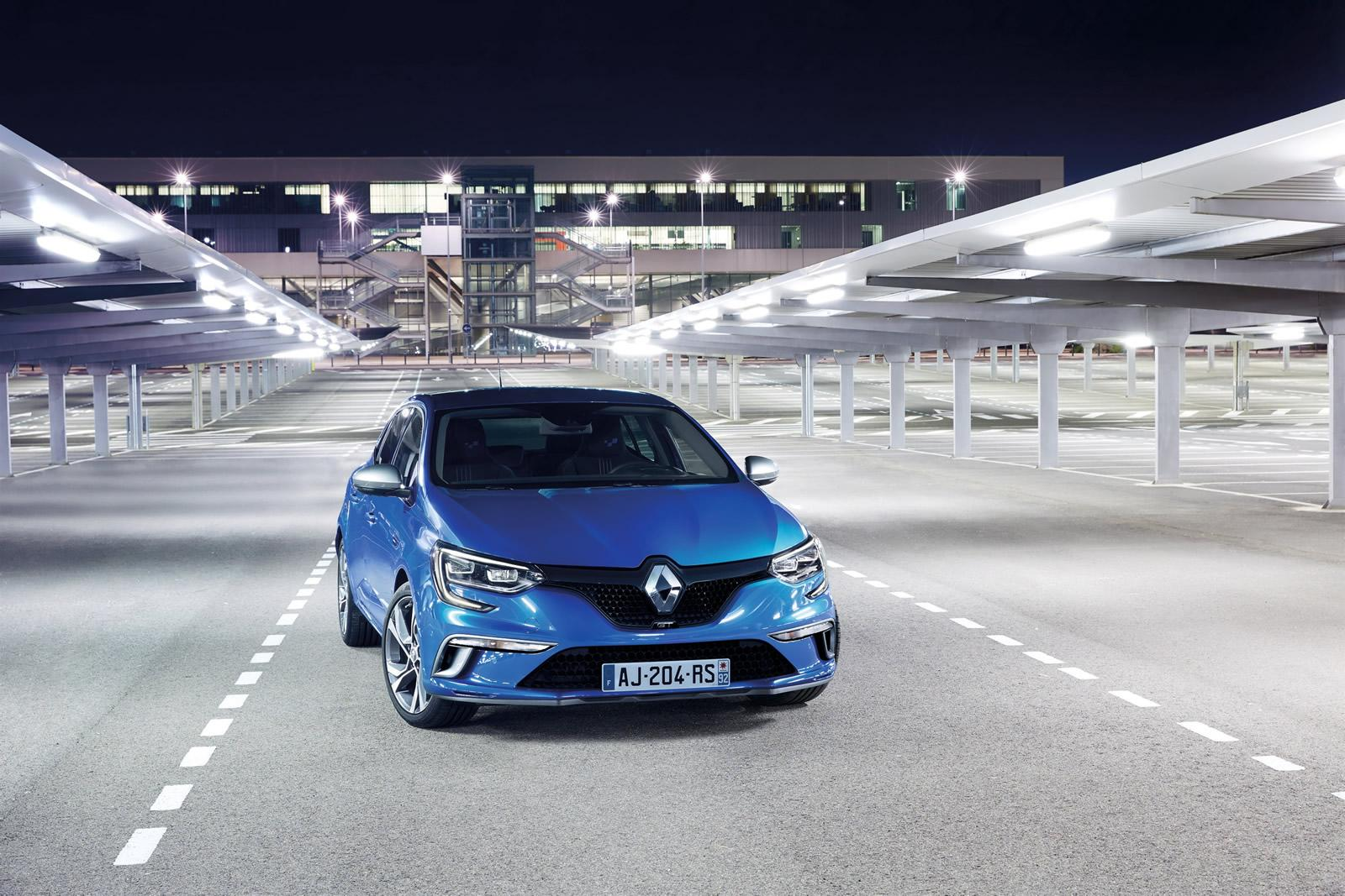 Hybrid Renault Megane Confirmed For 2017 With Dci Diesel