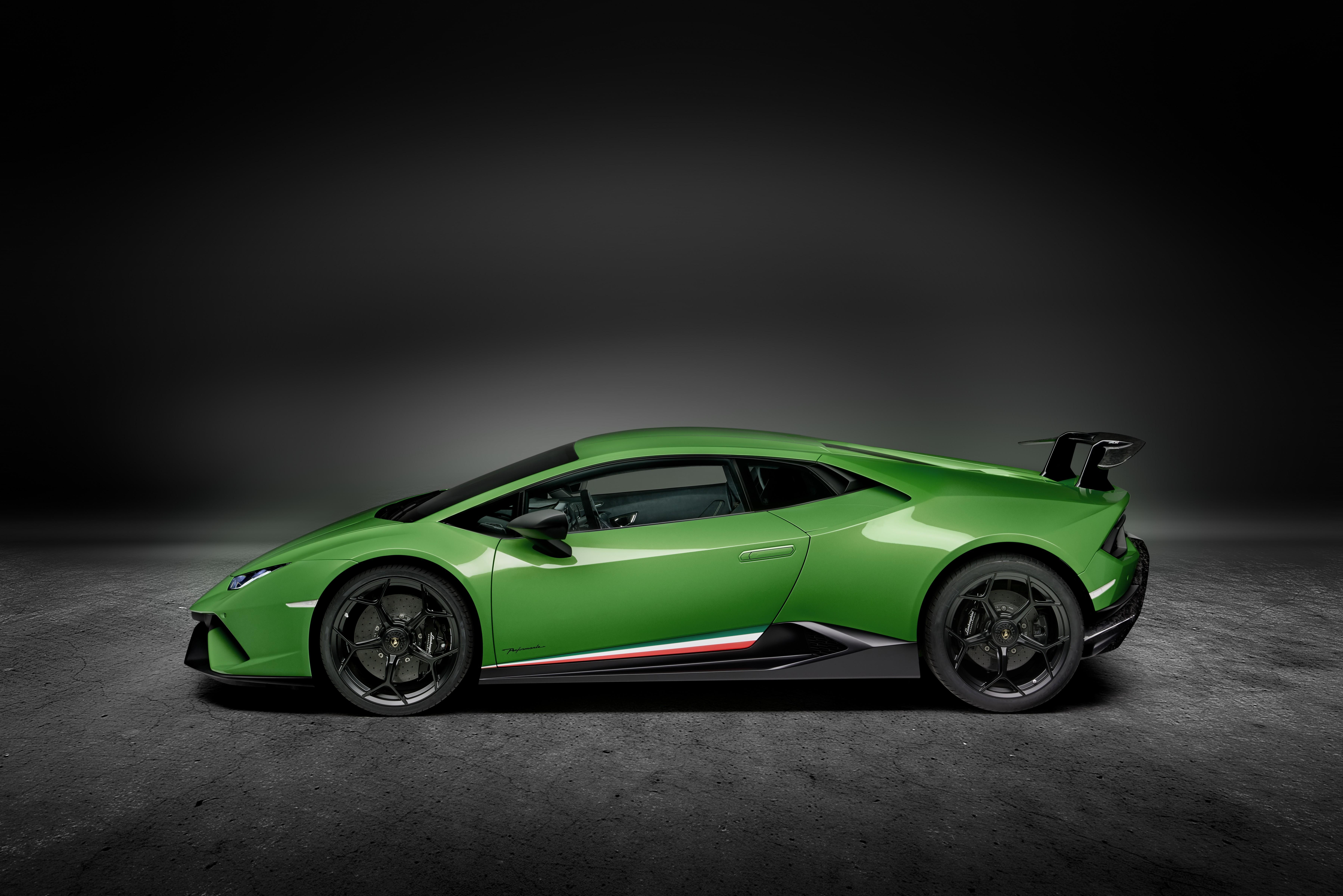 Superior ... Lamborghini Huracan Performante ...