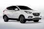 Hydrogen-Powered Hyundai Tucson to Arrive in 2015