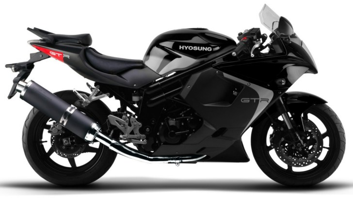 Hyosung Plans Small-Displacement Bikes for India