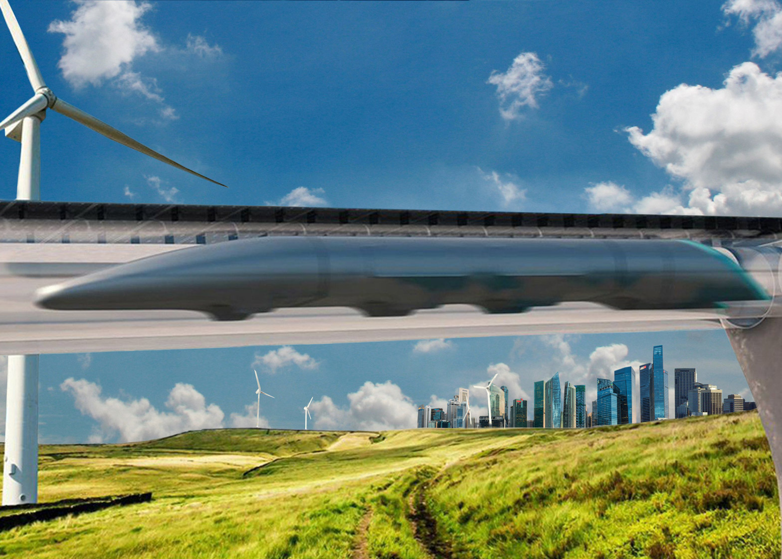 Hyperloop Gets Significant Boost From Us Transportation