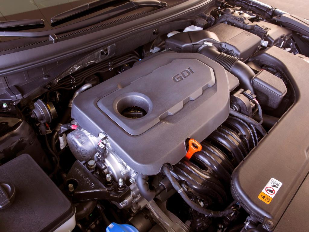 Hyundai 2.4 engine reliability