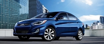 Hyundai Announces 2014 Accent Updates
