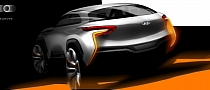 Hyundai Announces Intrado Concept, Inspired Fluidic Sculpture 2.0