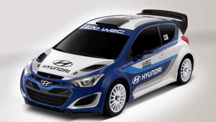 Hyundai Announces WRC Return With Radical i20