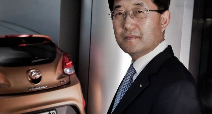 Hyundai Australia CEO Promoted to Head of International Sales