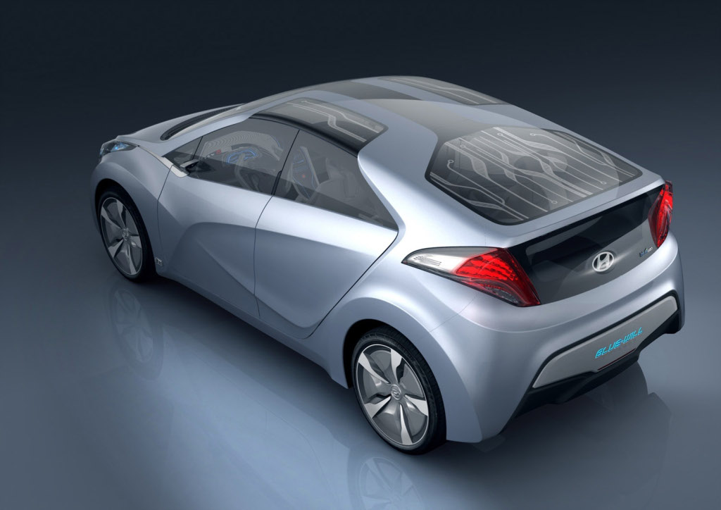 Hyundai Blue Will Comes To The Us In 2012 Autoevolution