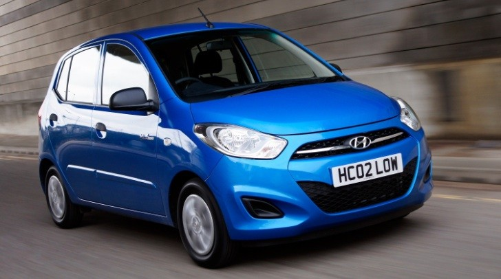 Hyundai Could Launch Diesel i10 in India in 2013