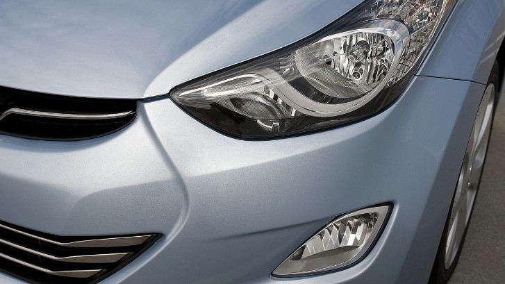 Hyundai Elantra Coupe Confirmed, to Debut at 2012 Chicago Auto Show