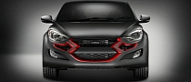 Hyundai Elantra Gets New Looks from DC Design