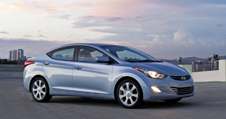 Hyundai Elantra Set for Record Year in US