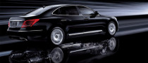 Hyundai Equus Image Copies One of the Lexus LS