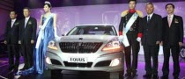 Hyundai Equus Launched in Beijing