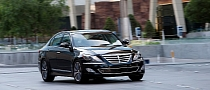 Hyundai Genesis Sedans Recalled Over Faulty Brakes