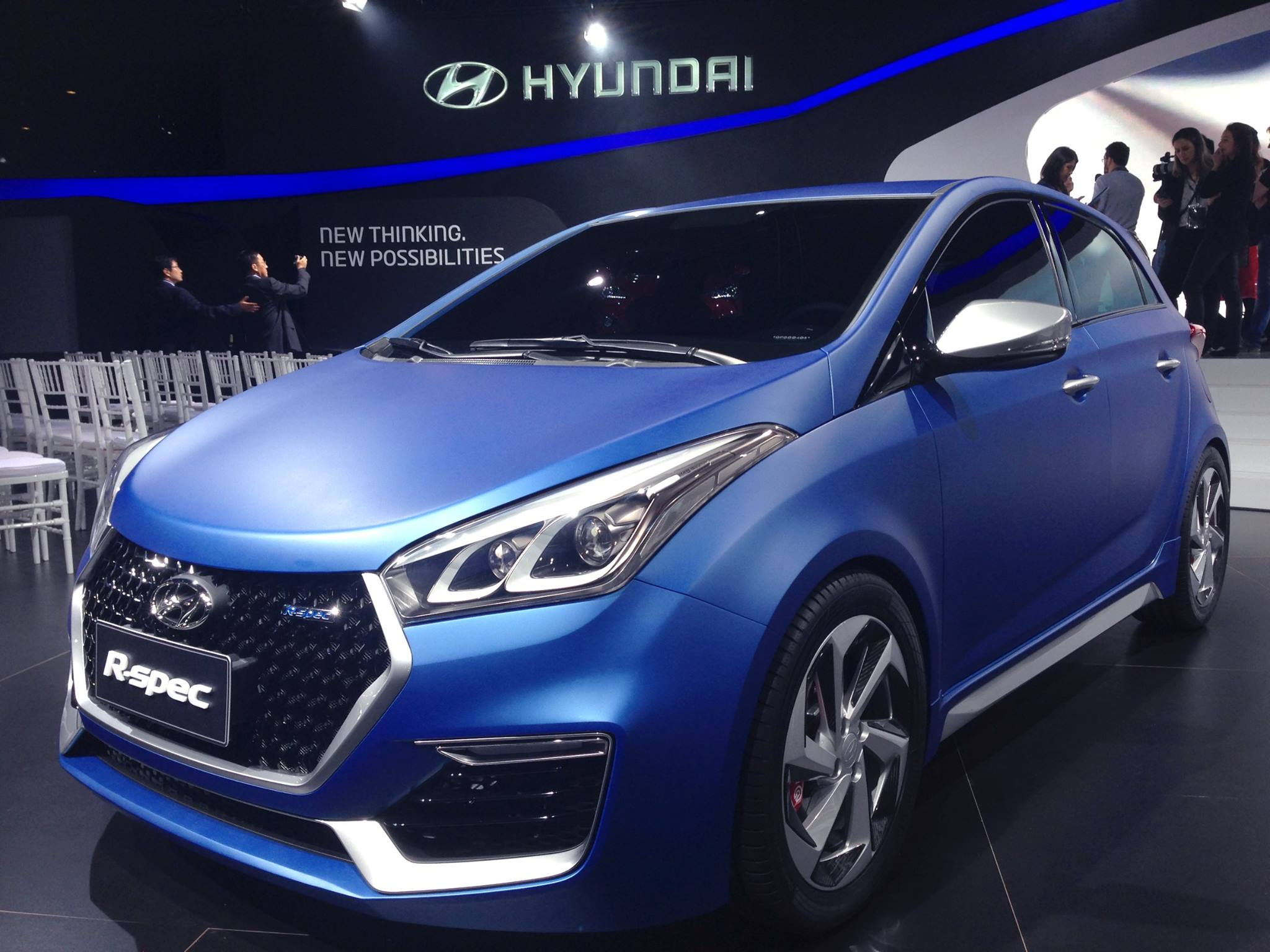 5e762be7ca389 Hyundai HB20 R-Spec Is a Scorching Hot Hatch from Brazil - autoevolution