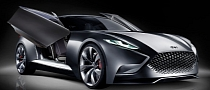 Hyundai HND-9 Concept Unveiled at Seoul [Photo Gallery]