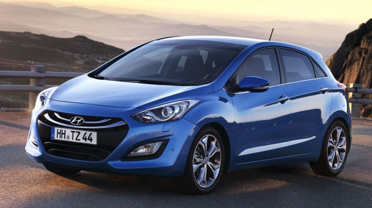 New Hyundai i30 Revealed