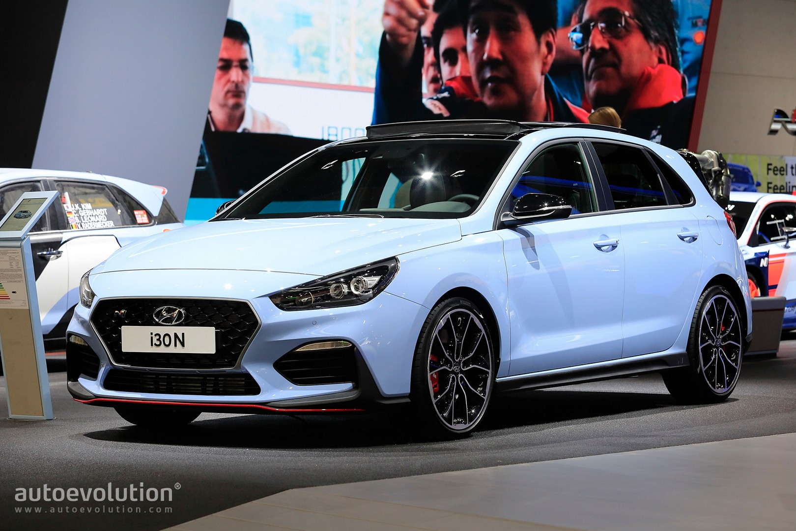 hyundai i30 n uk pricing announced a 24 995 bargain. Black Bedroom Furniture Sets. Home Design Ideas