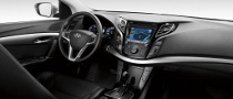 Hyundai i40 Interior Image Released