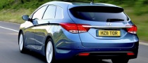 Hyundai i40 UK Pricing and Specs Announced