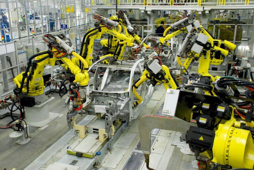 Hyundai south korea s largest automotive producer has inaugurated