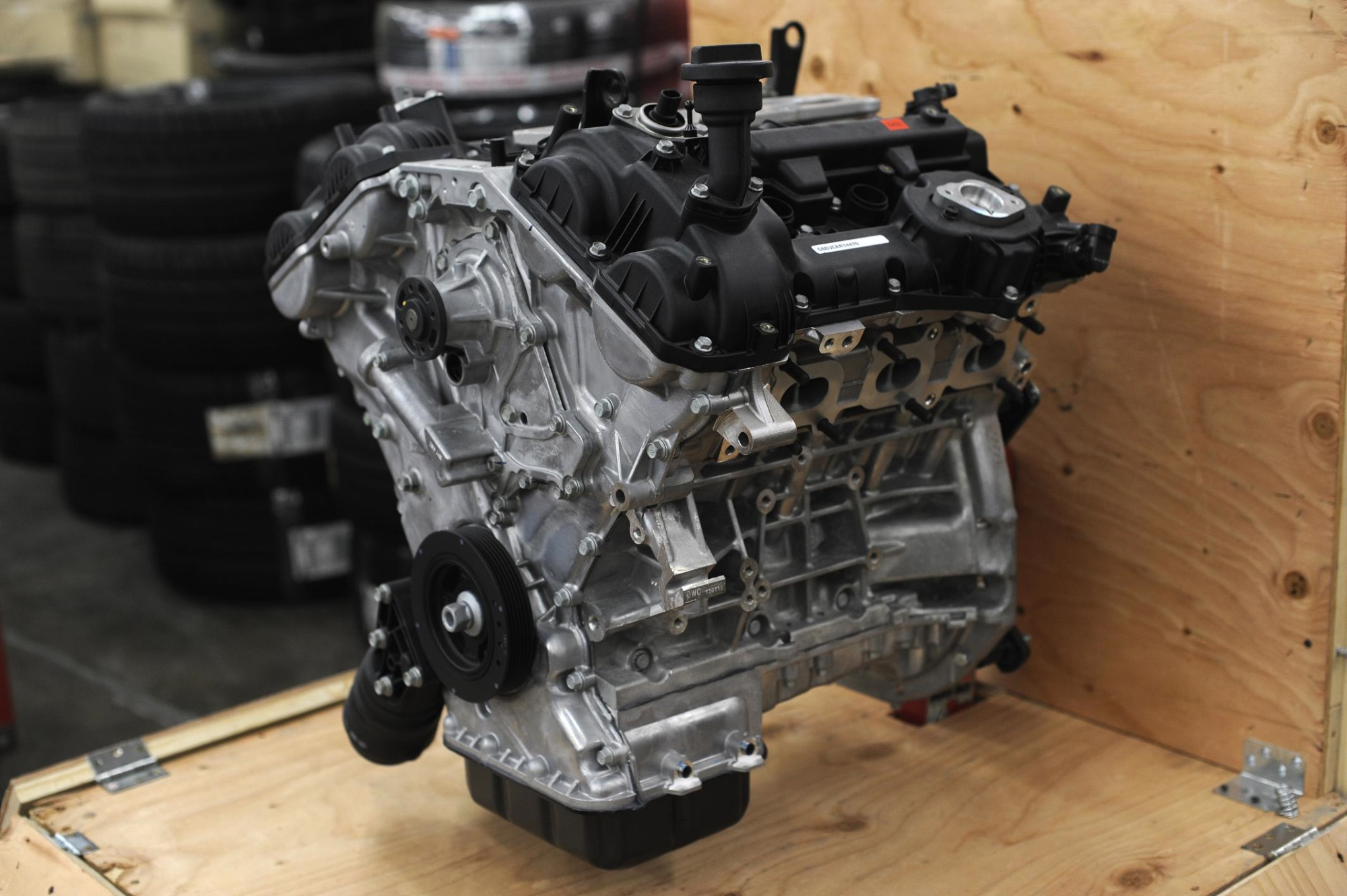 Hyundai Introduces Crate Engine Program 2 0l Turbo And 3